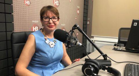 ShiStrategies, Інна Шинкаренко на Радіо НВ