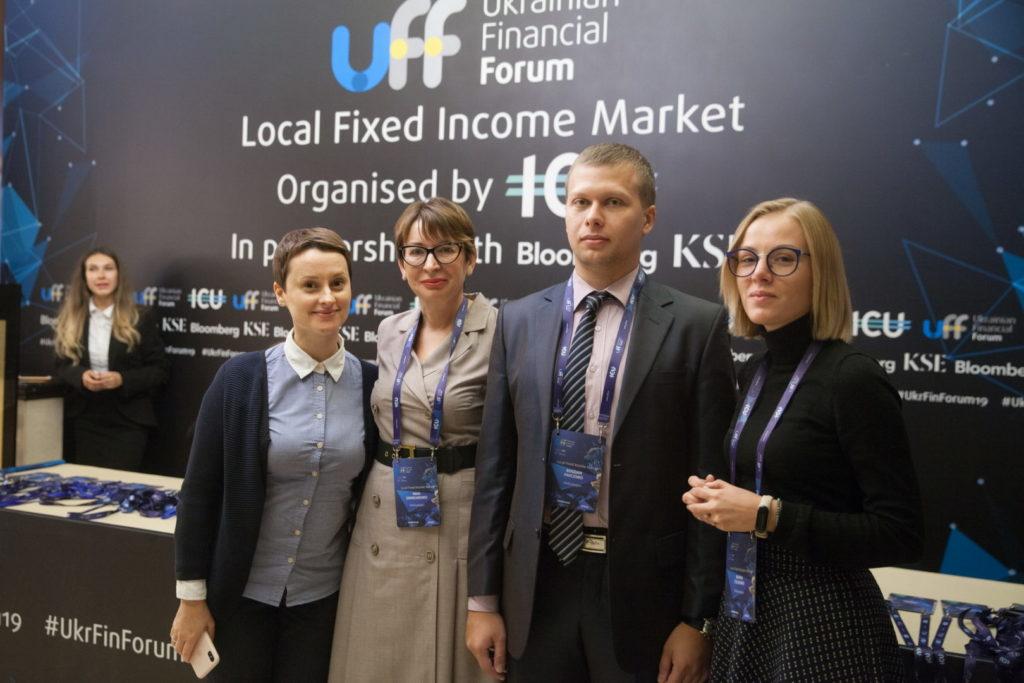 ICU, UkrFinForum, ShiStrategies, 2019